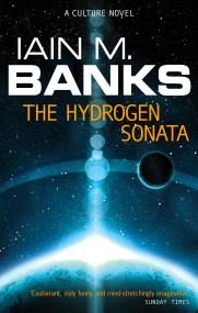 The Hydrogen Sonata: book cover