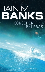 Consider Phlebas: book cover