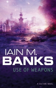 Use of Weapons: book cover